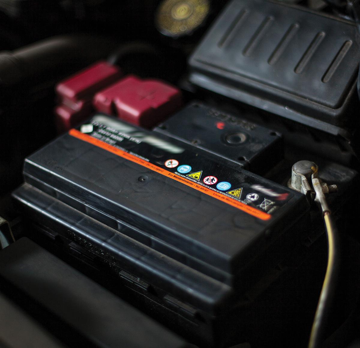 Pistas falsas - bateria