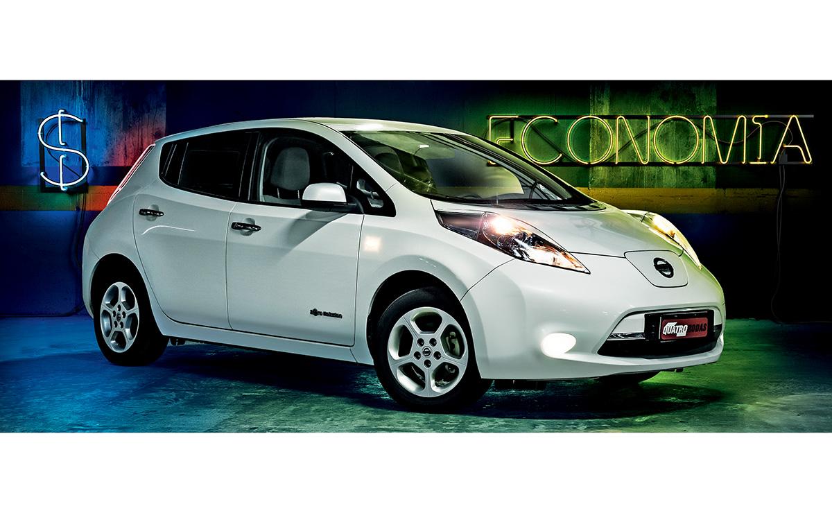 Longa Duração: Nissan Leaf