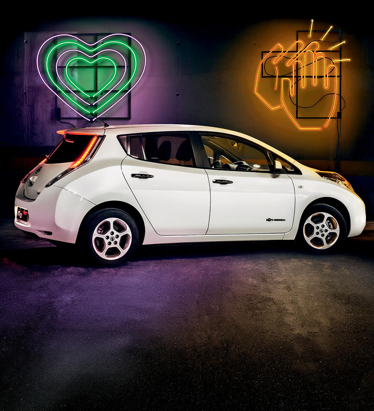 Longa Duração - Nissan Leaf