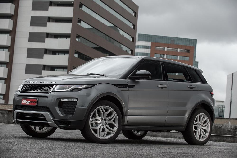 Range Rover Evoque 2016 1