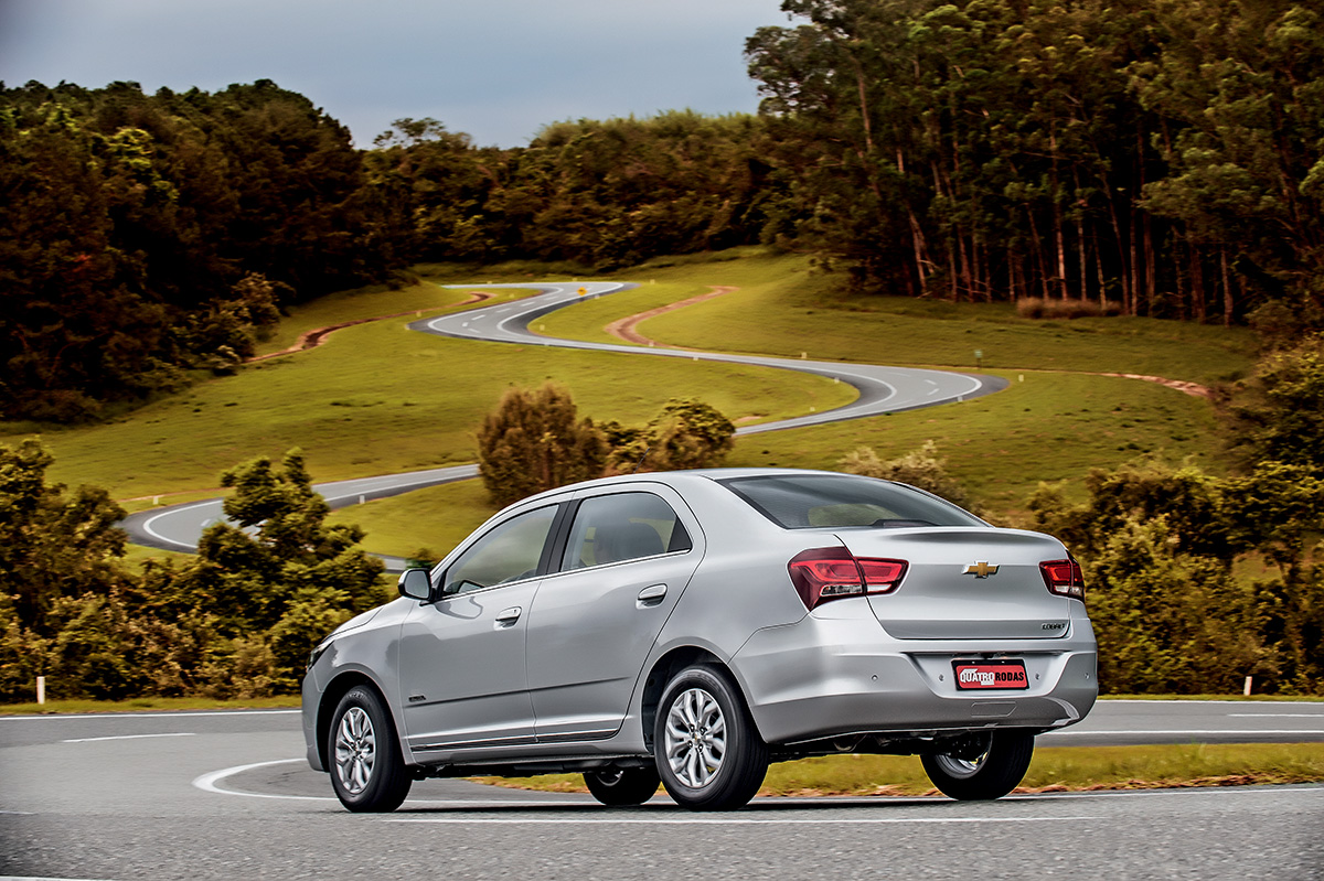 Chevrolet Cobalt 1.8 Elite