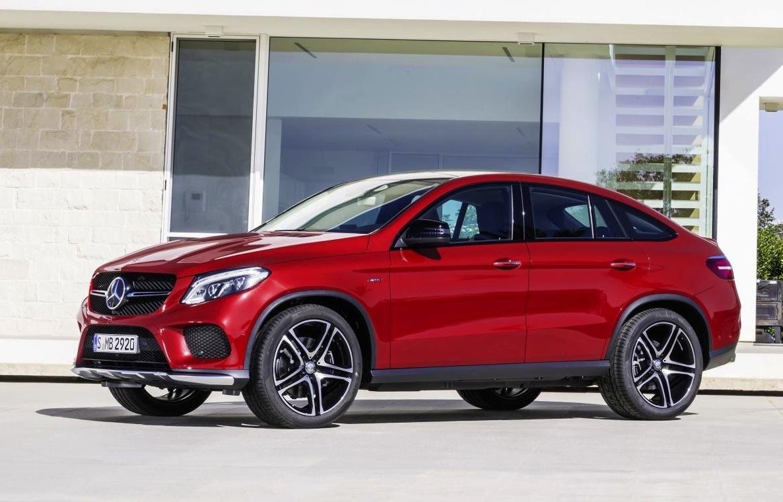 Ano Novo Suvs Novos Mercedes Benz Lanca Gle Coupe E Glc Quatro Rodas