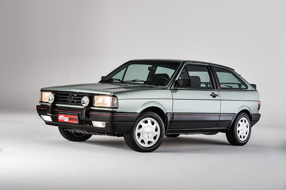Gol GTS 1990