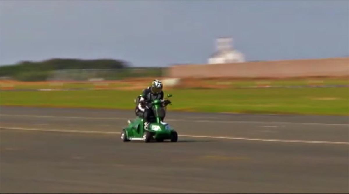 Scooter mais rápido do mundo