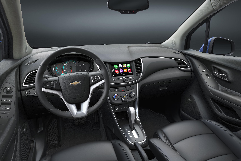 Chevrolet Trax 2017 3