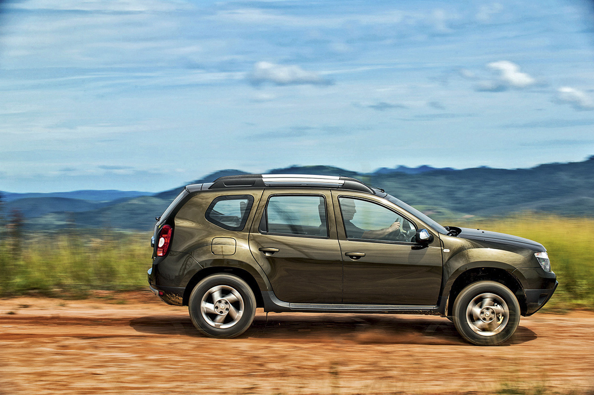 Guia De Usado  Renault Duster