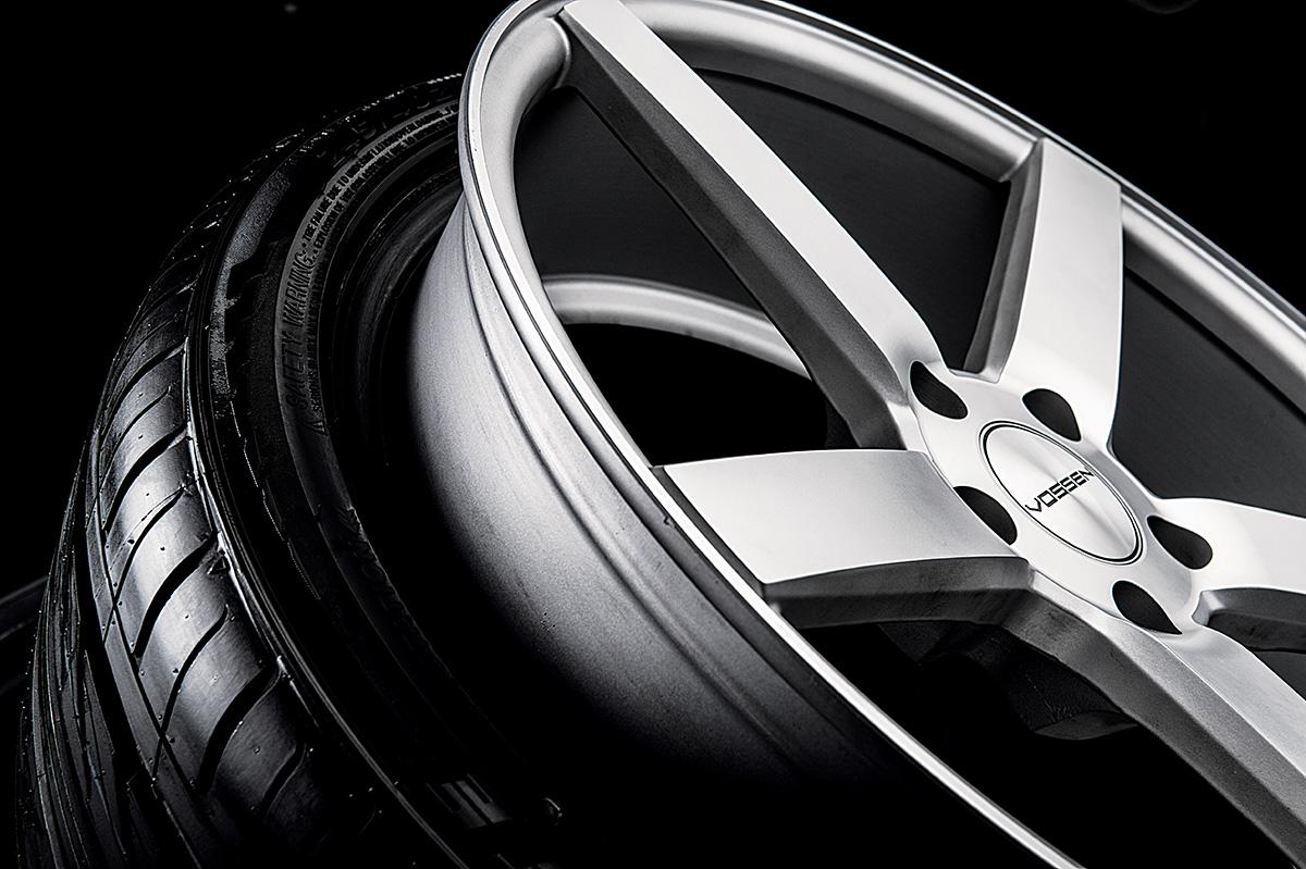 Troca de pneus e rodas