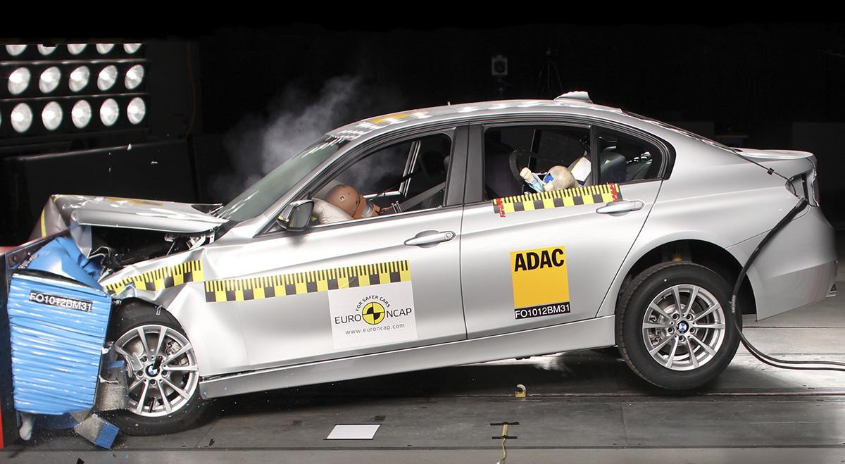 BMW Série 3 - Euro NCAP