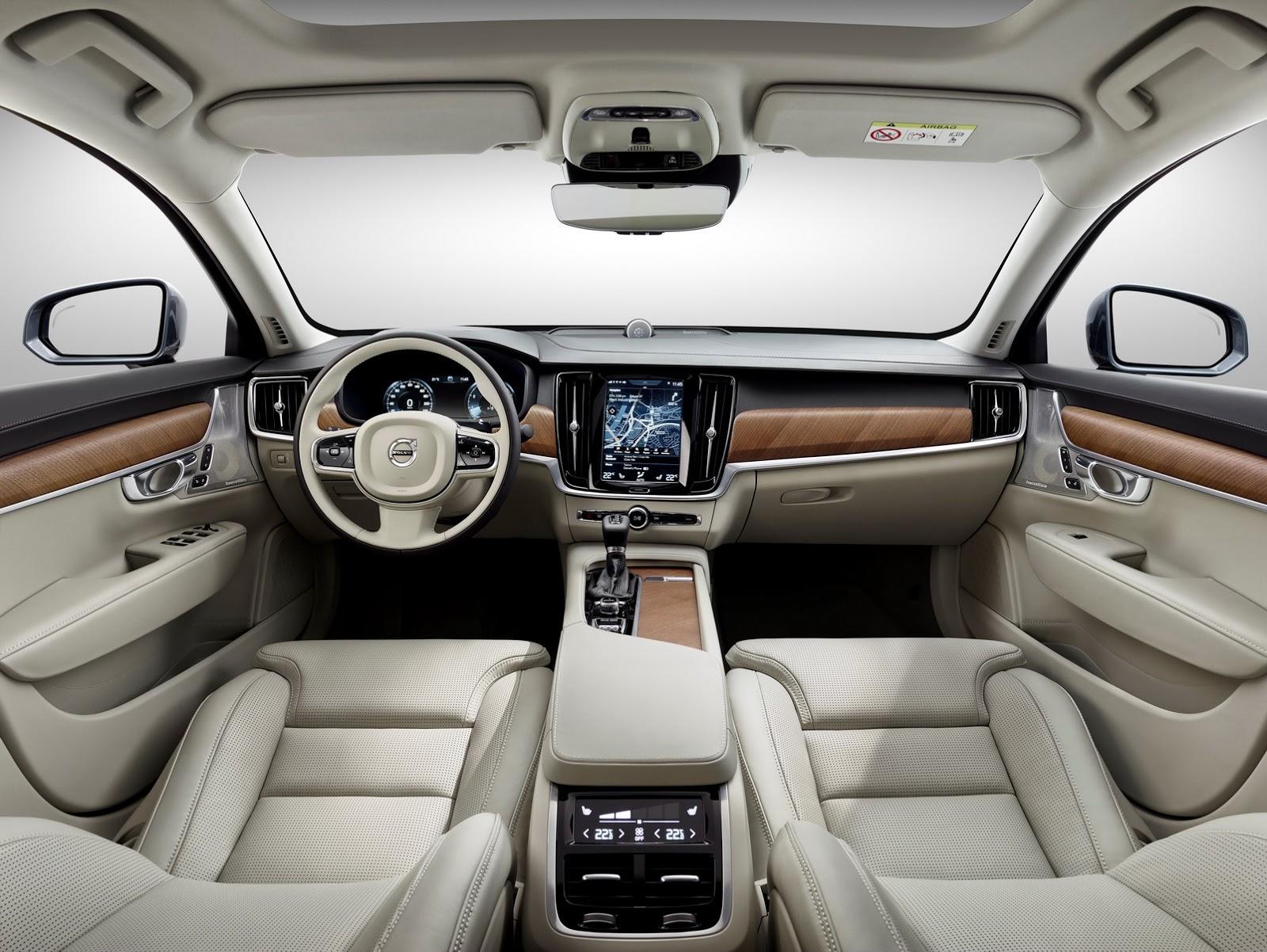 Volvo V90 Estate 4