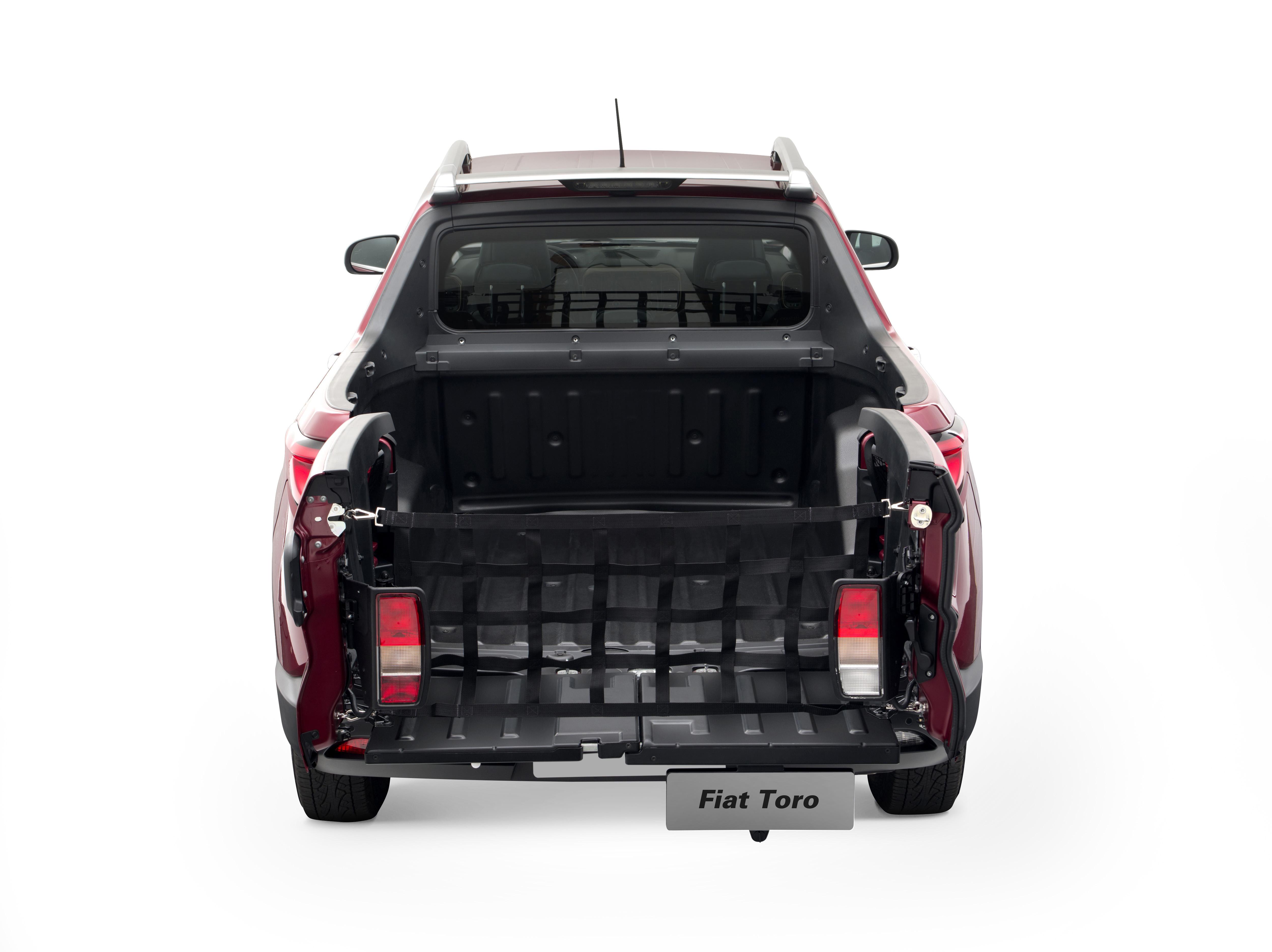 Fiat Toro - Extensor de caçamba