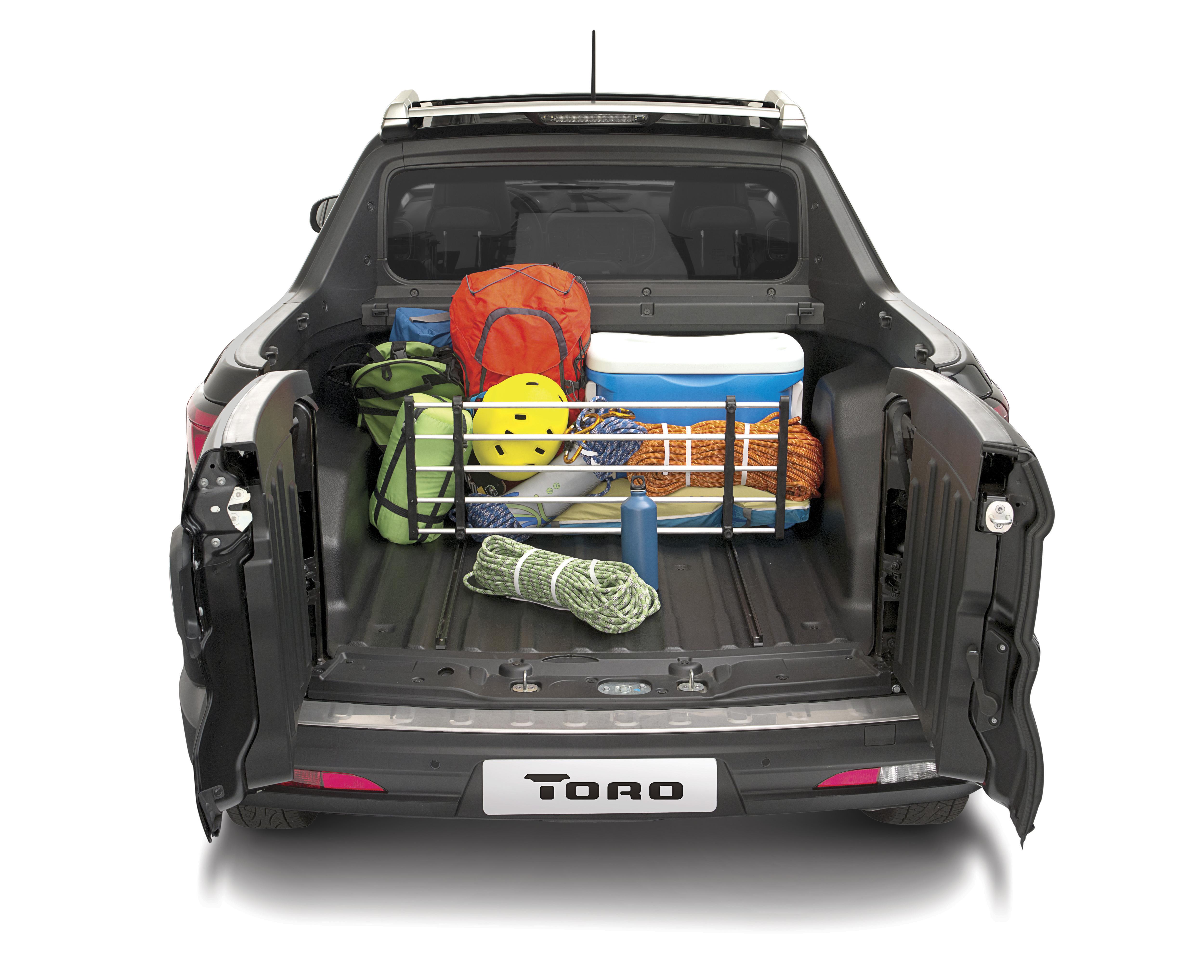 Fiat Toro - Divisor de caçamba
