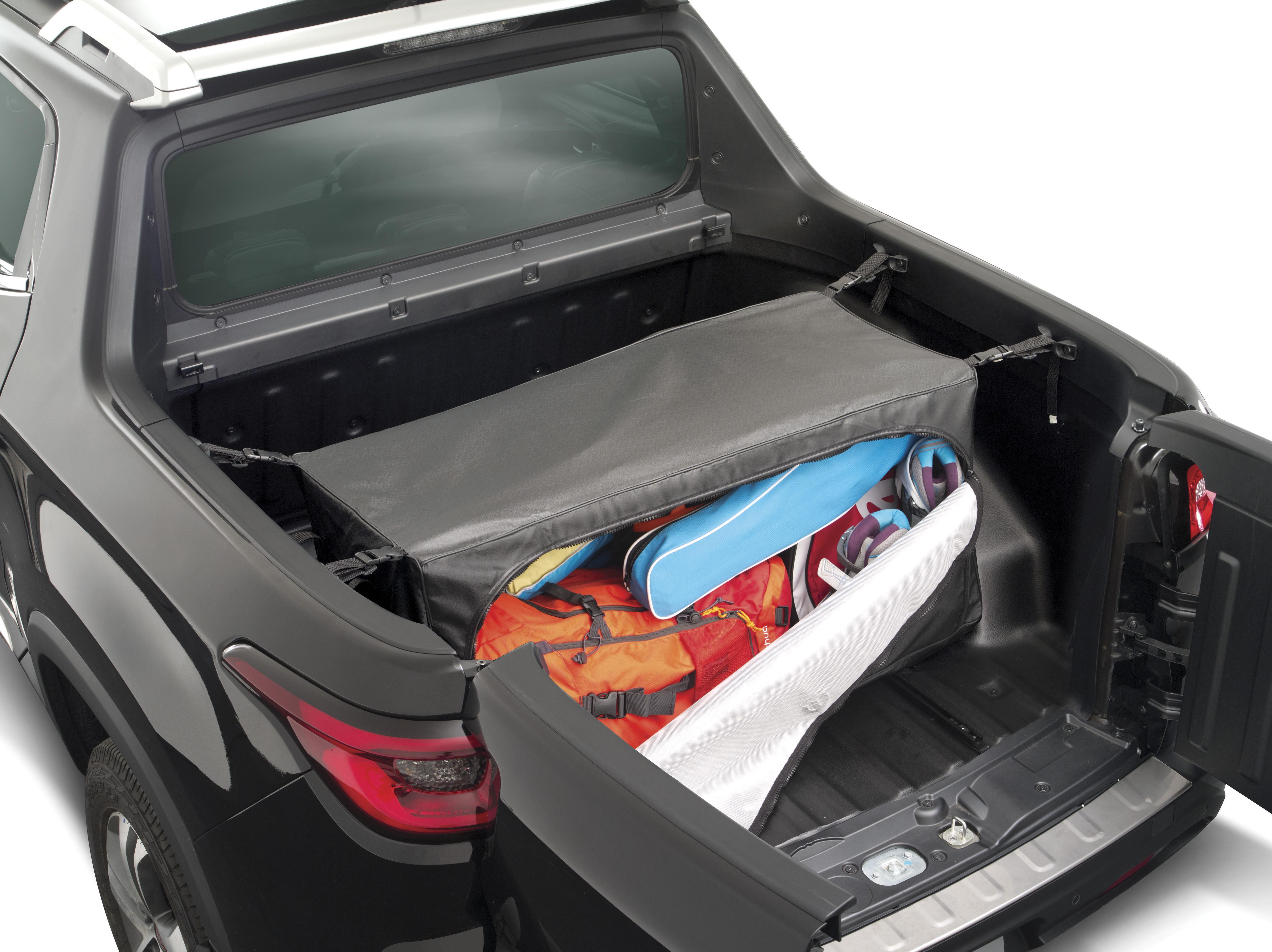Fiat Toro - Bolsa de Caçamba