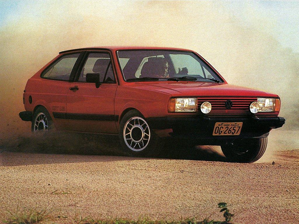 VW Gol GT