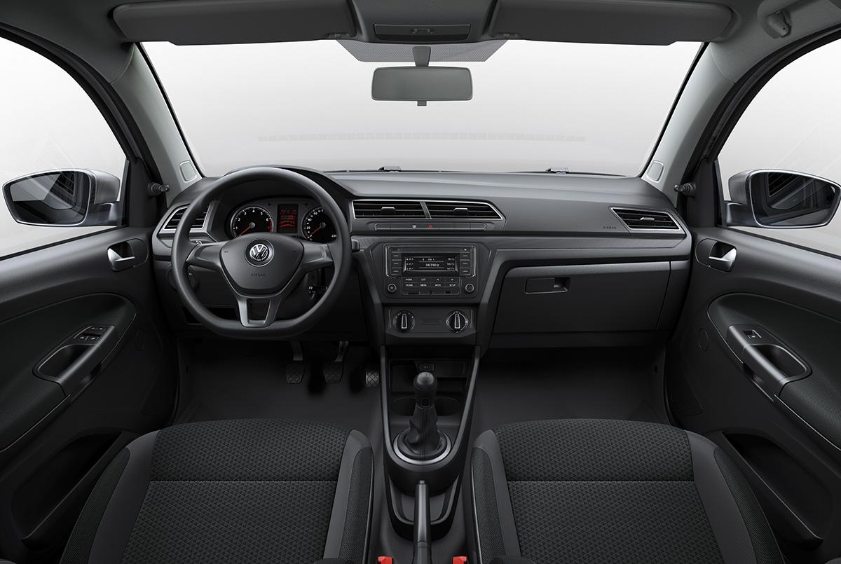 VW Gol Trendline - painel