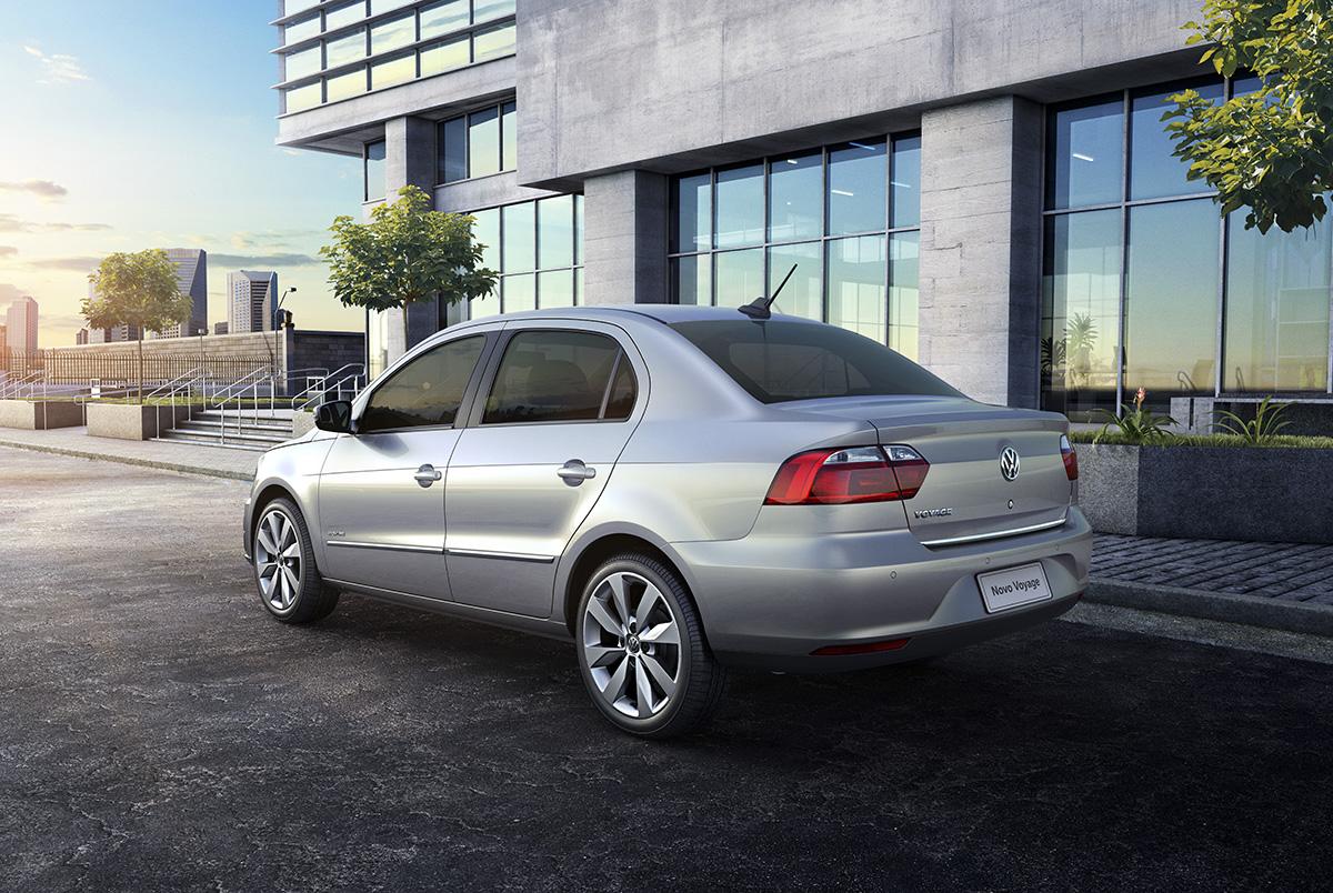 VW Voyage Highline