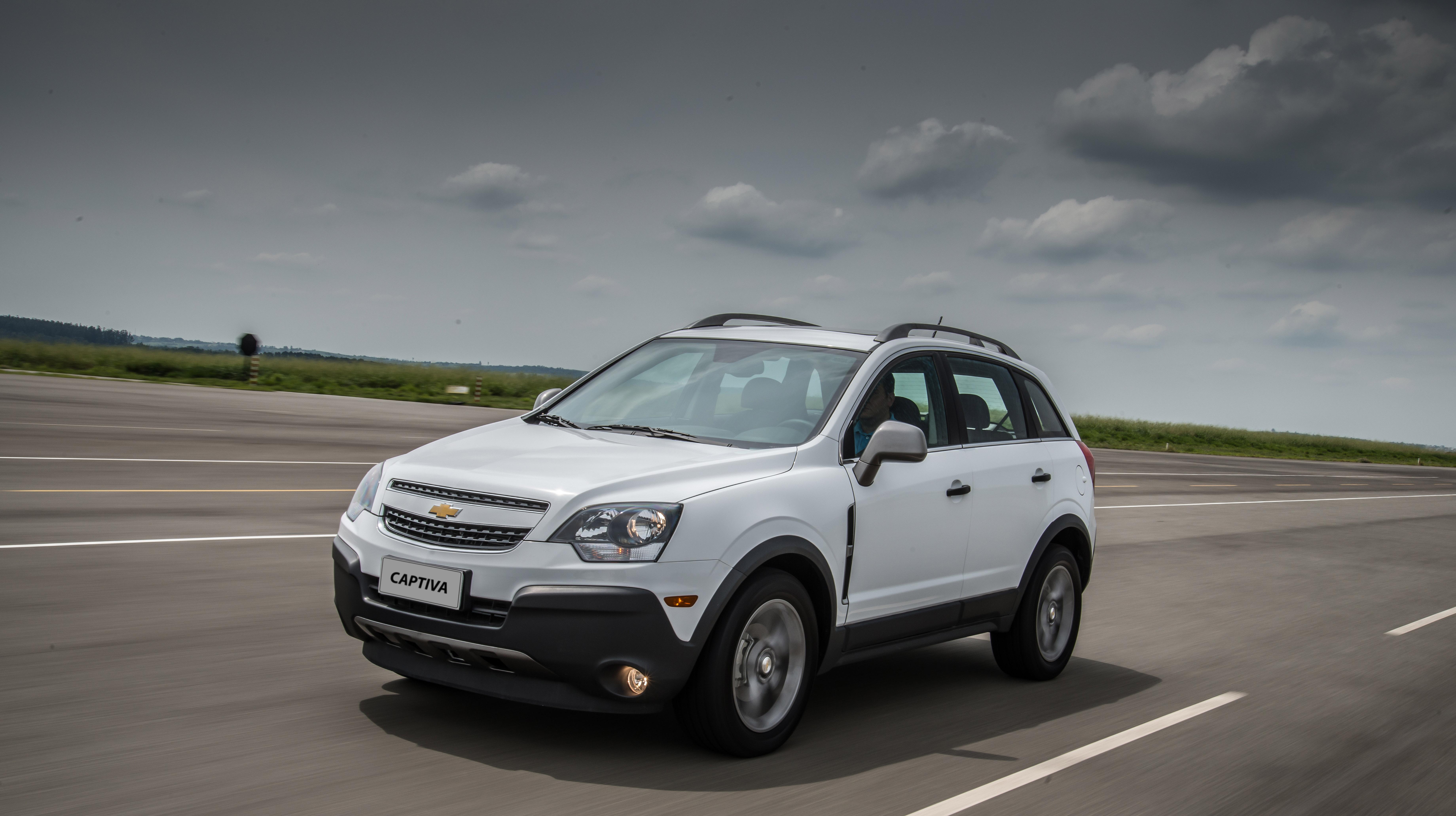 Chevrolet Captiva 2016 1