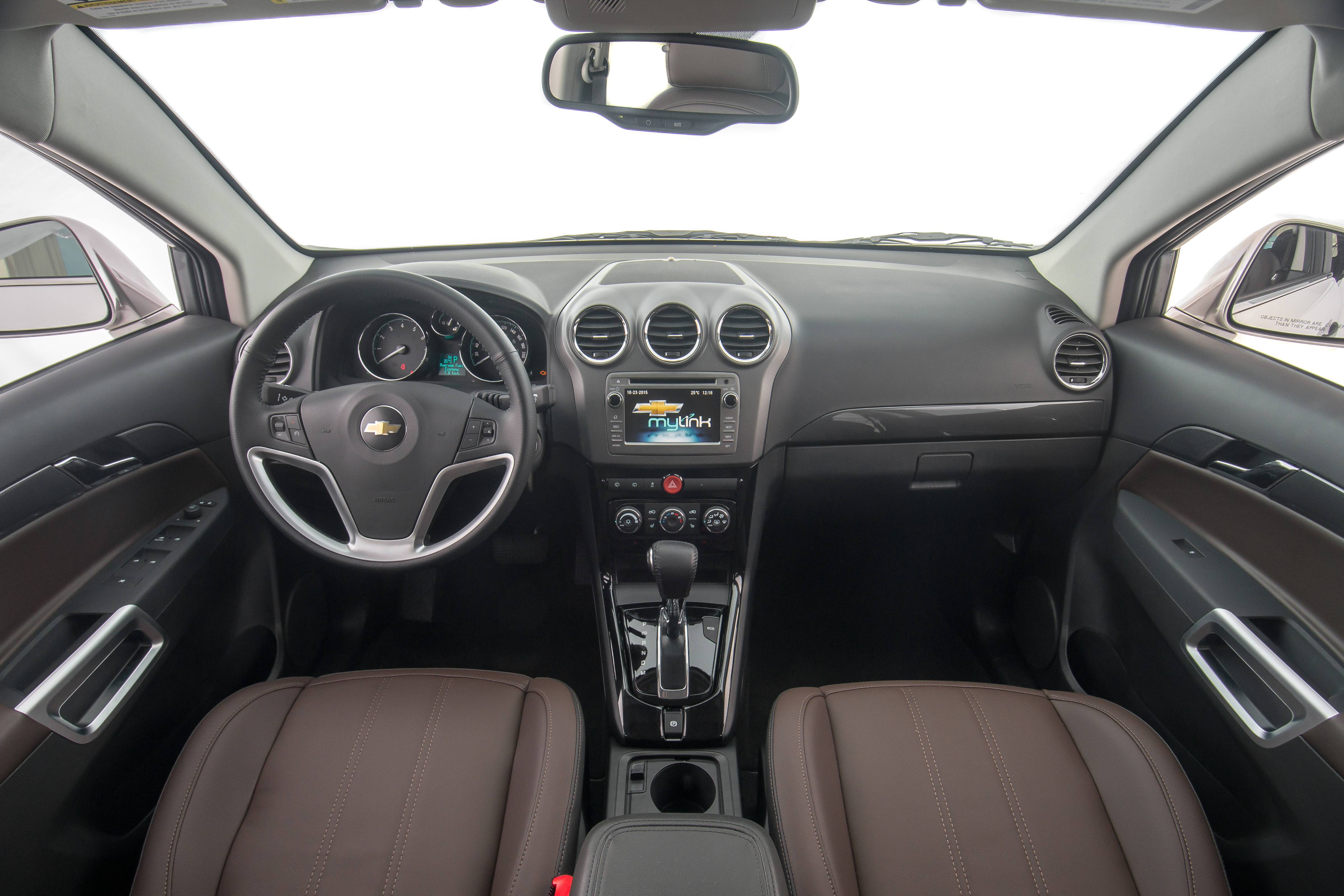 Chevrolet Captiva 2016 3