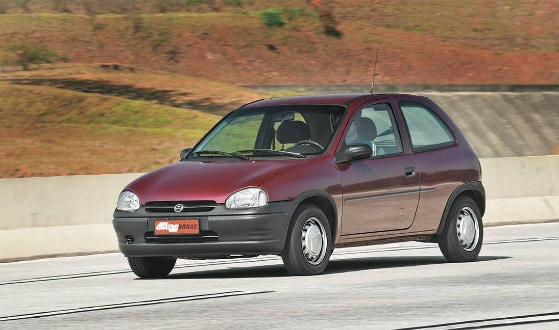 Corsa Wind modelo 1997 da Chevrolet