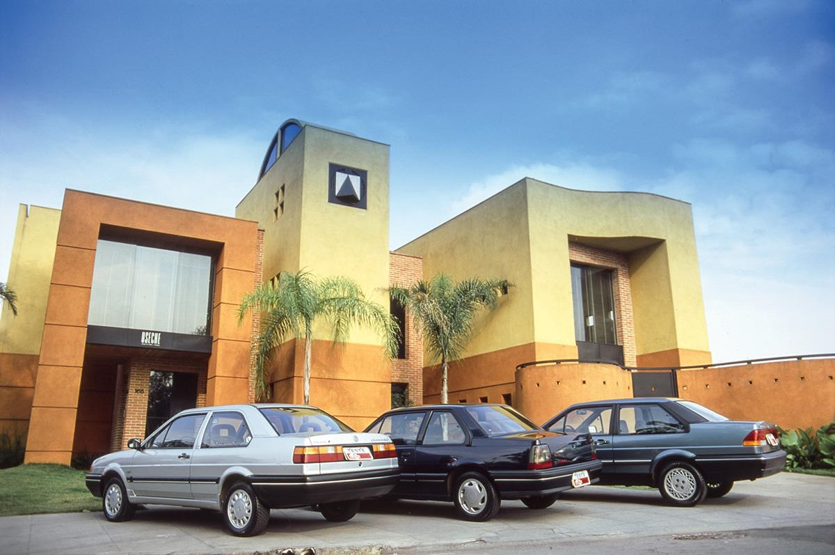 Santana GLS x Monza Classic SE x Versailles Guia
