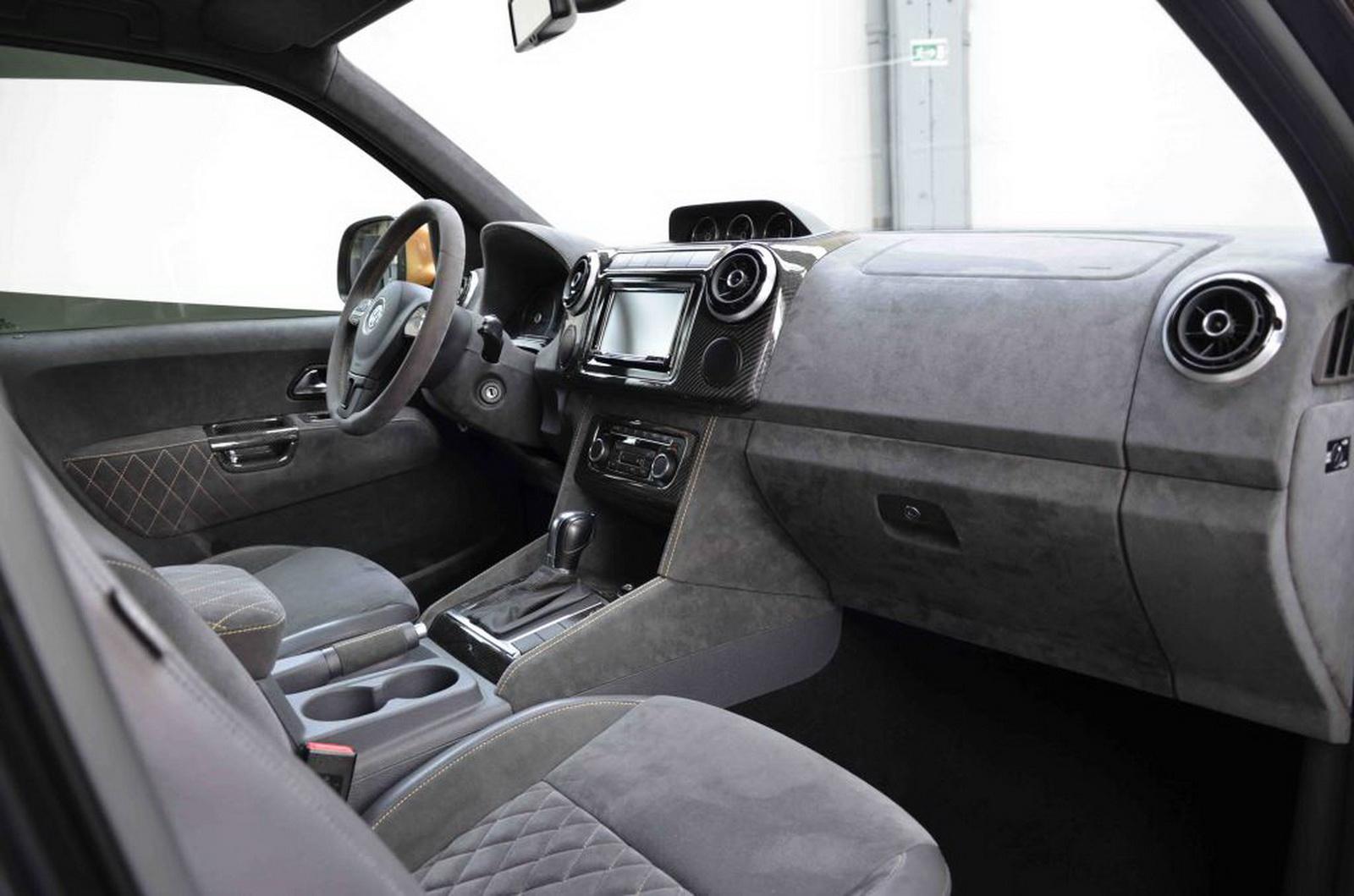 VW Amarok MTM 2