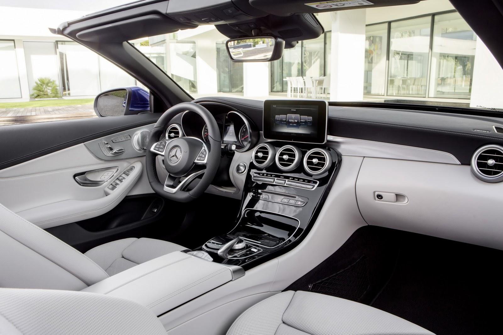 Mercedes-Benz Classe C Cabrio 2