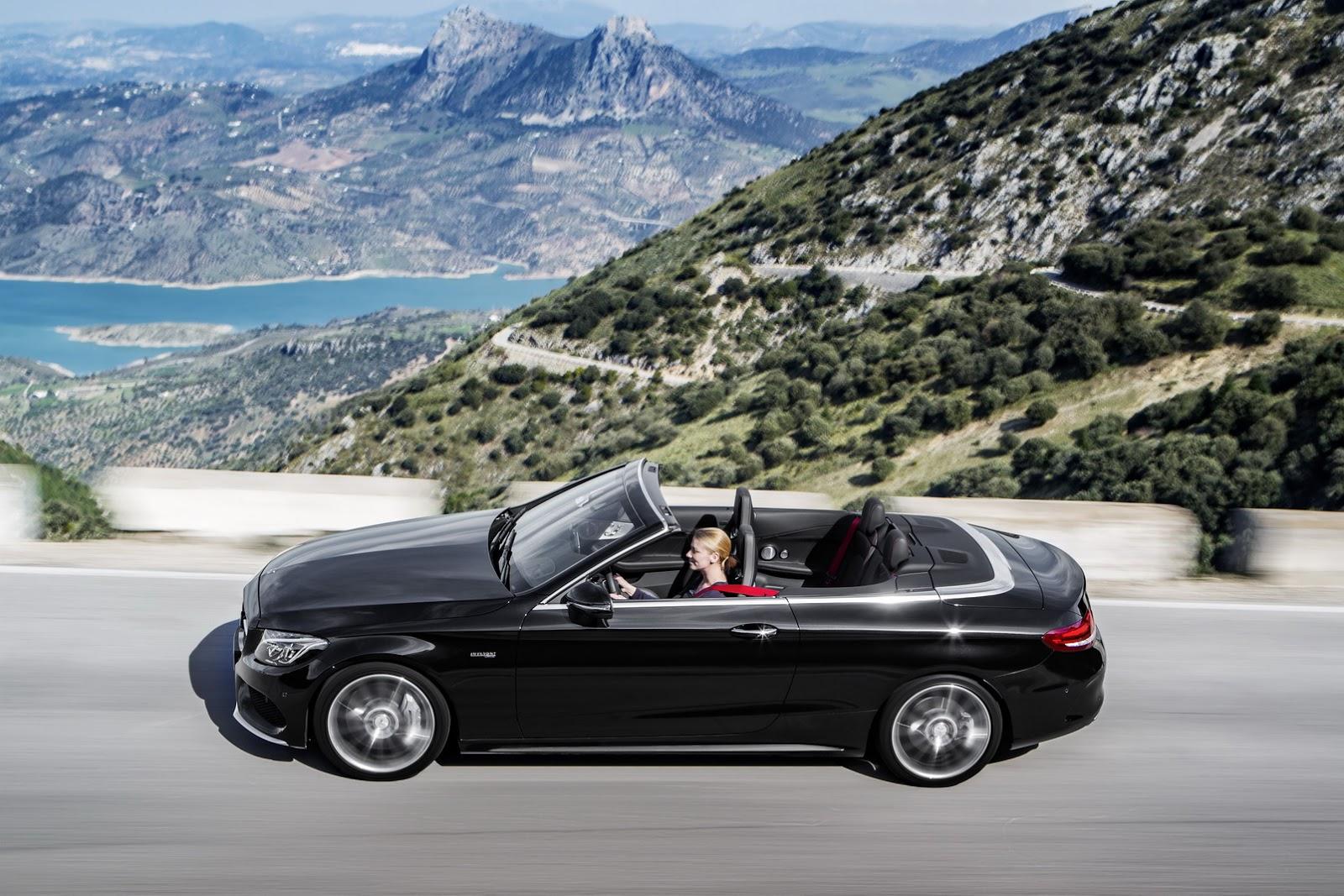 Mercedes-Benz Classe C Cabrio 3