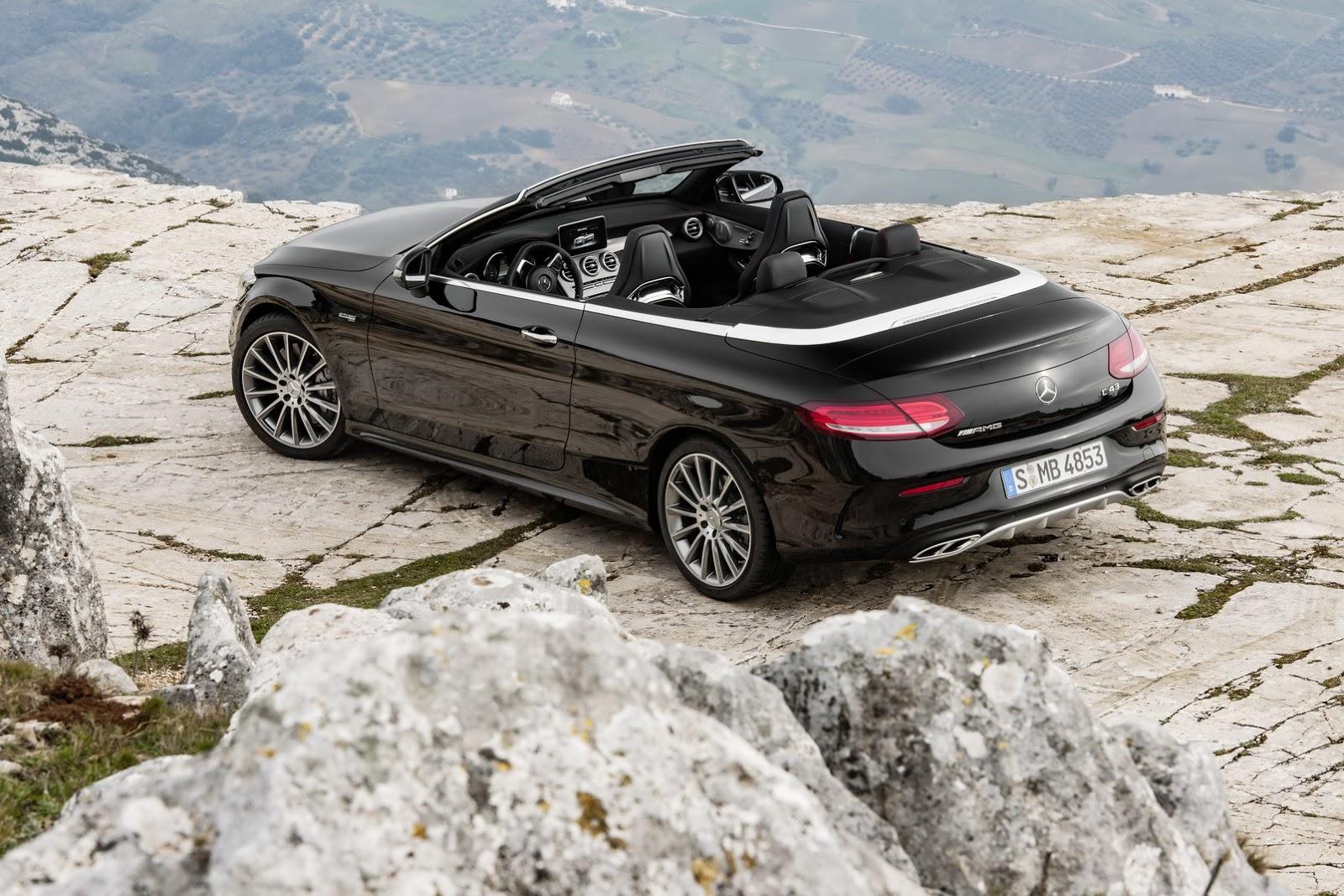 Mercedes-Benz Classe C Cabrio 4