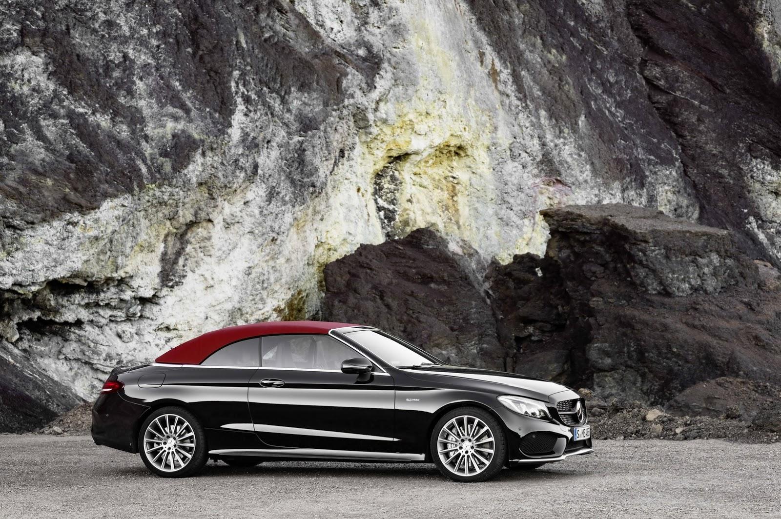 Mercedes-Benz Classe C Cabrio 5
