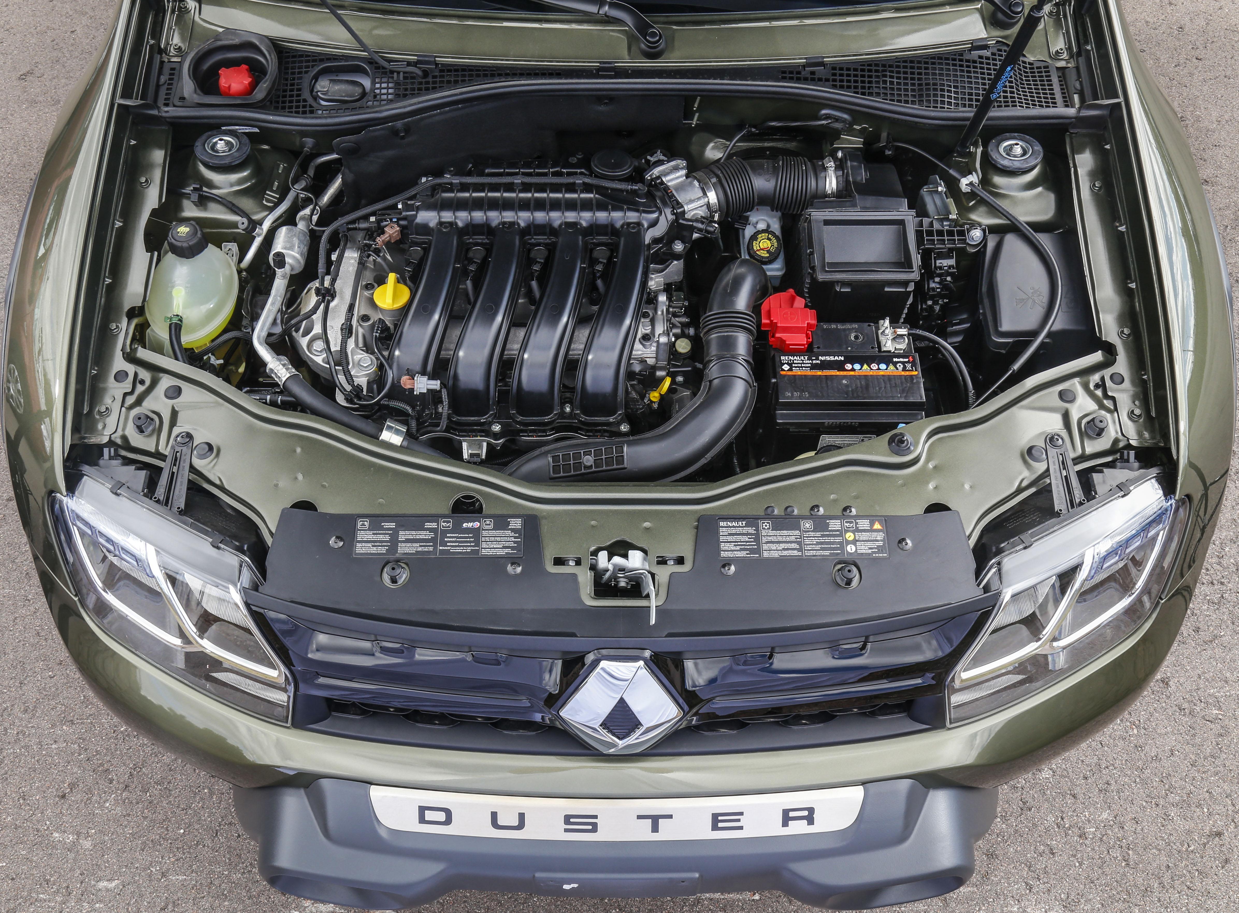 Renault Duster Oroch - Motor 2.0