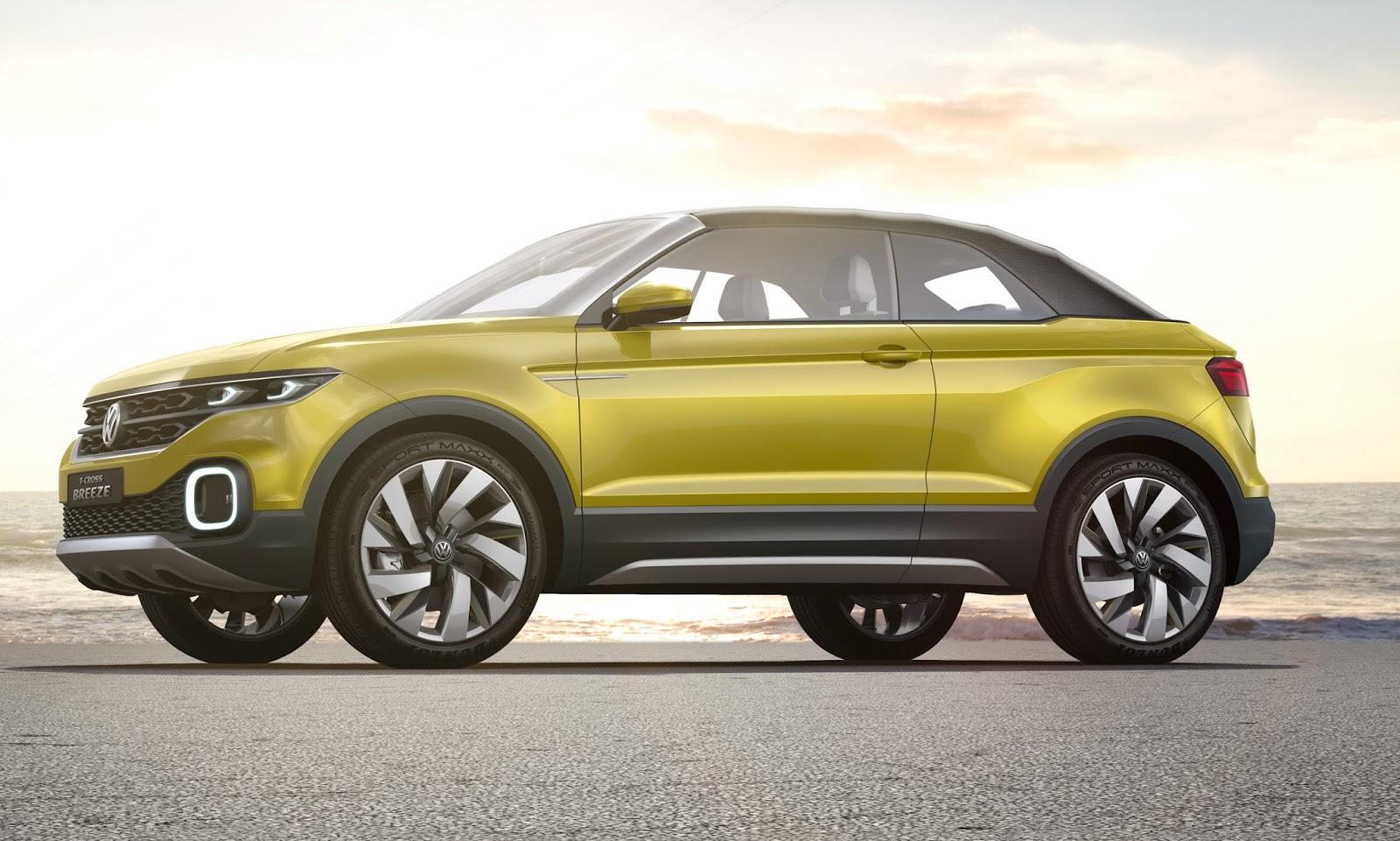 VW T-Cross Breeze 3
