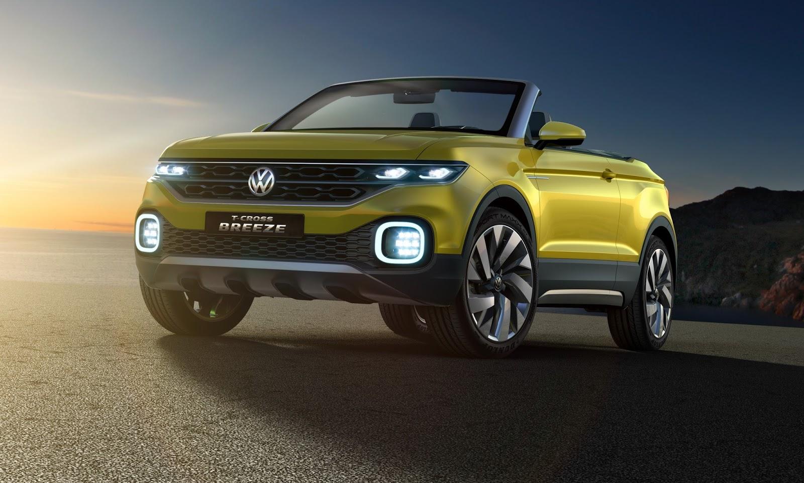 VW T-Cross Breeze 5