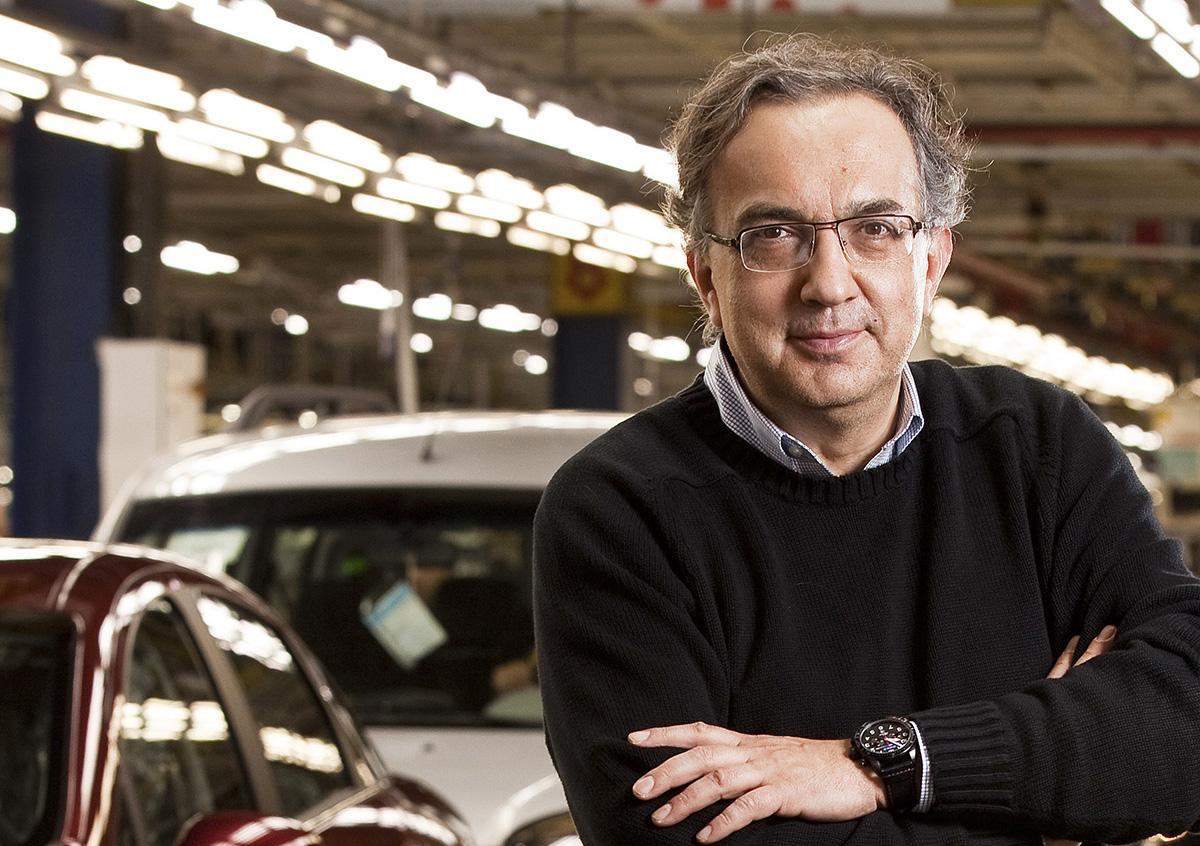 Sergio Marchionne, presidente mundial da Fiat