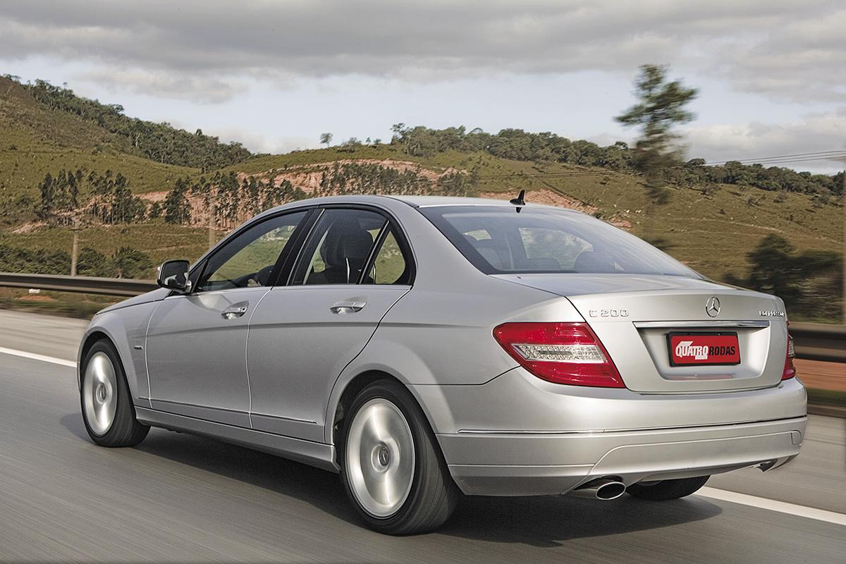 Mercedes-Benz C 200 K Avantgarde