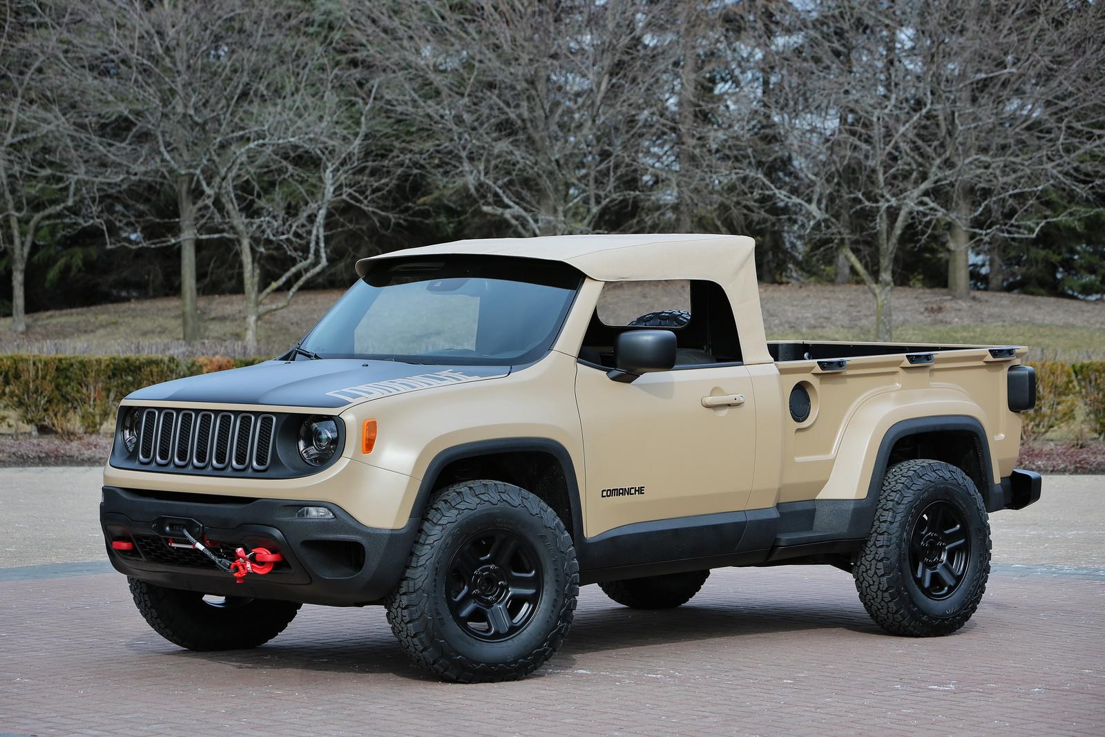 Jeep Comanche 1