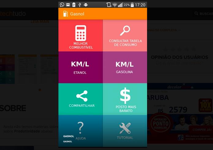 App Gazol