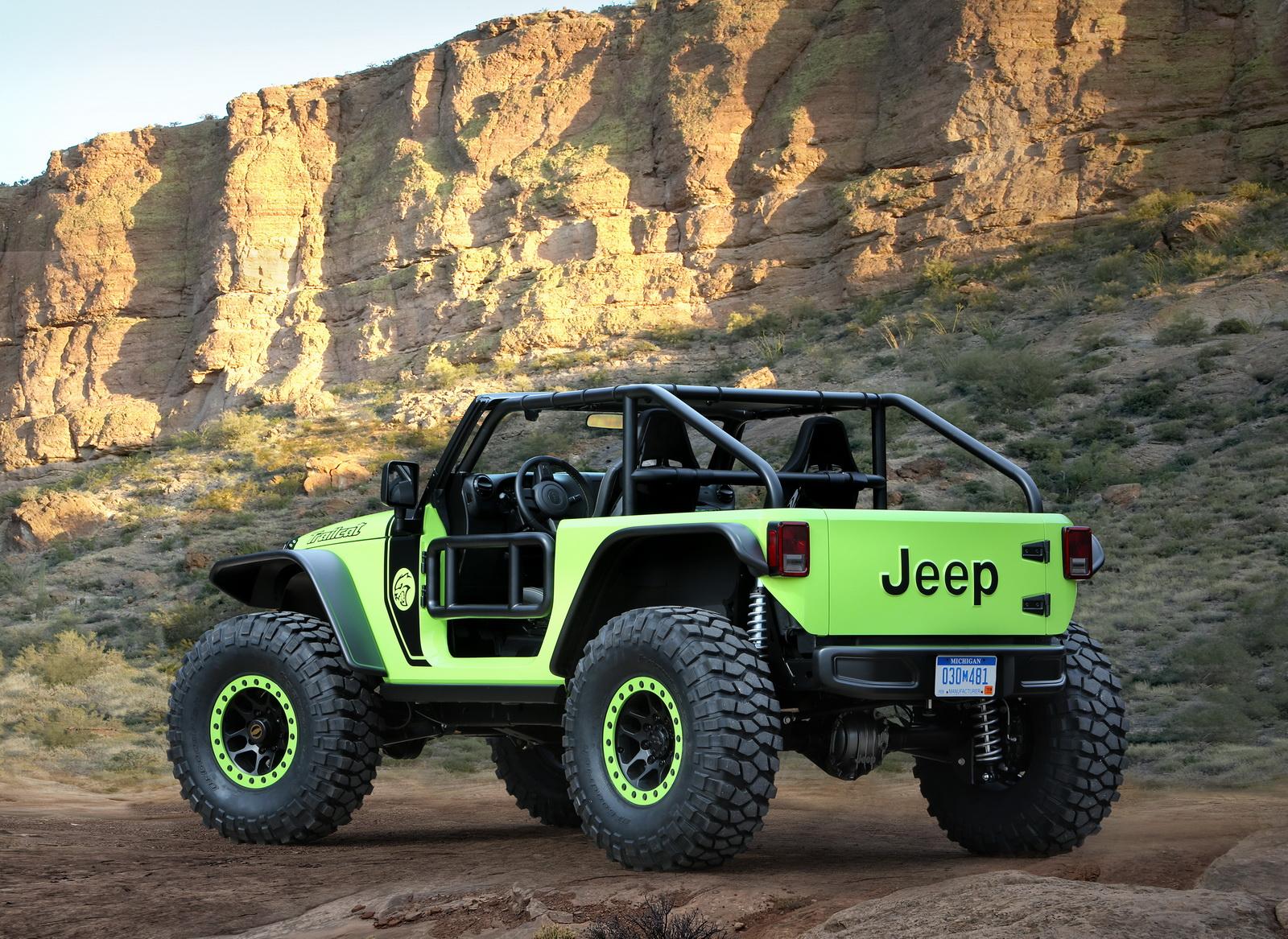 Jeep Trailcat 2