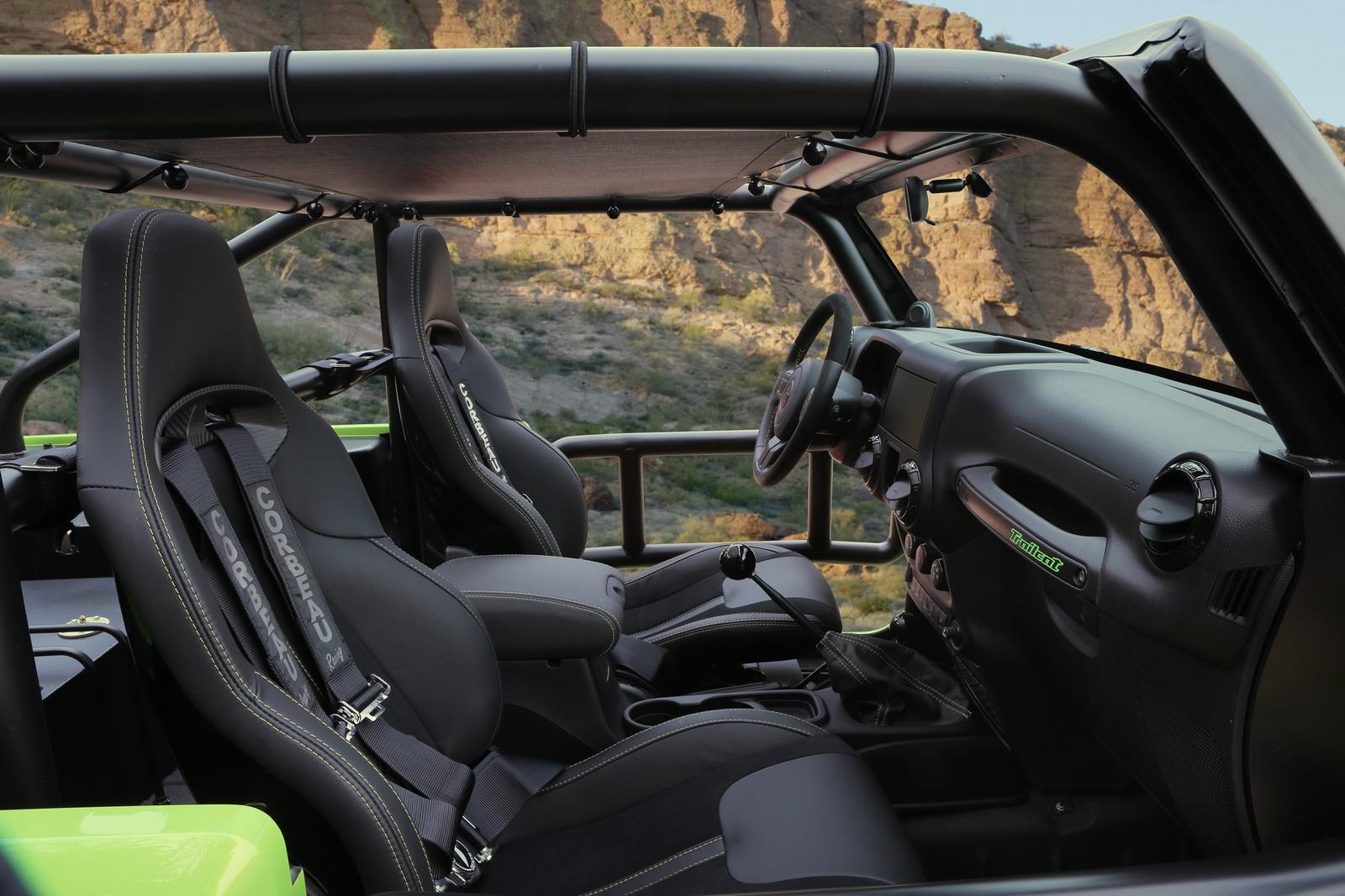 Jeep Trailcat 3