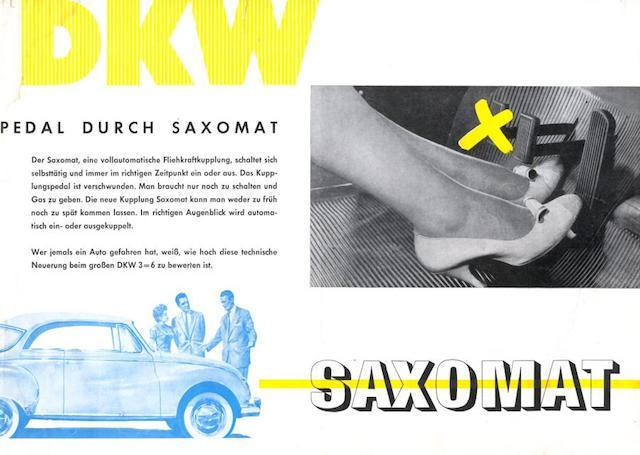 DKW Saxomat