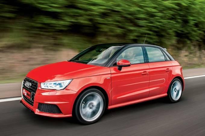 Audi A1 Ambition 1.8 TFSI