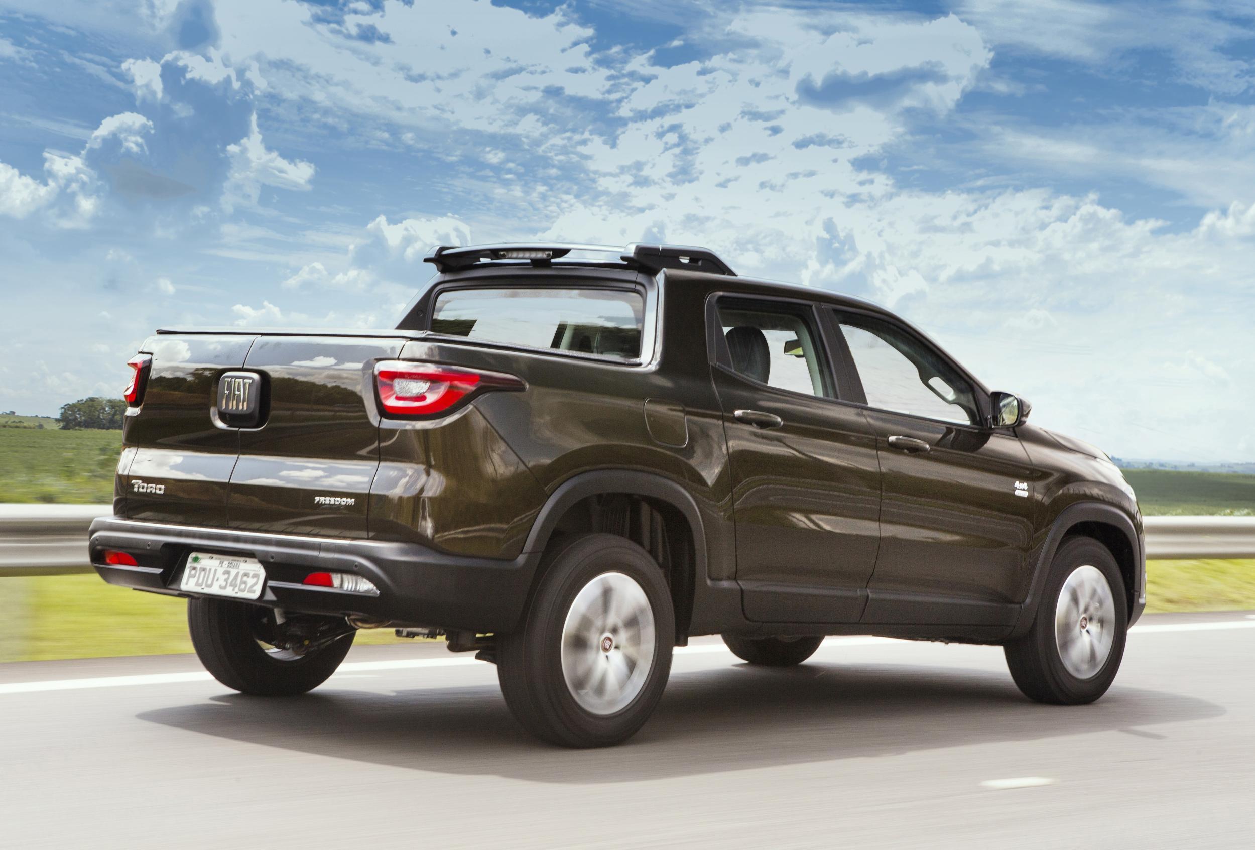 Fiat Toro Freedom 2.0 diesel 4x2