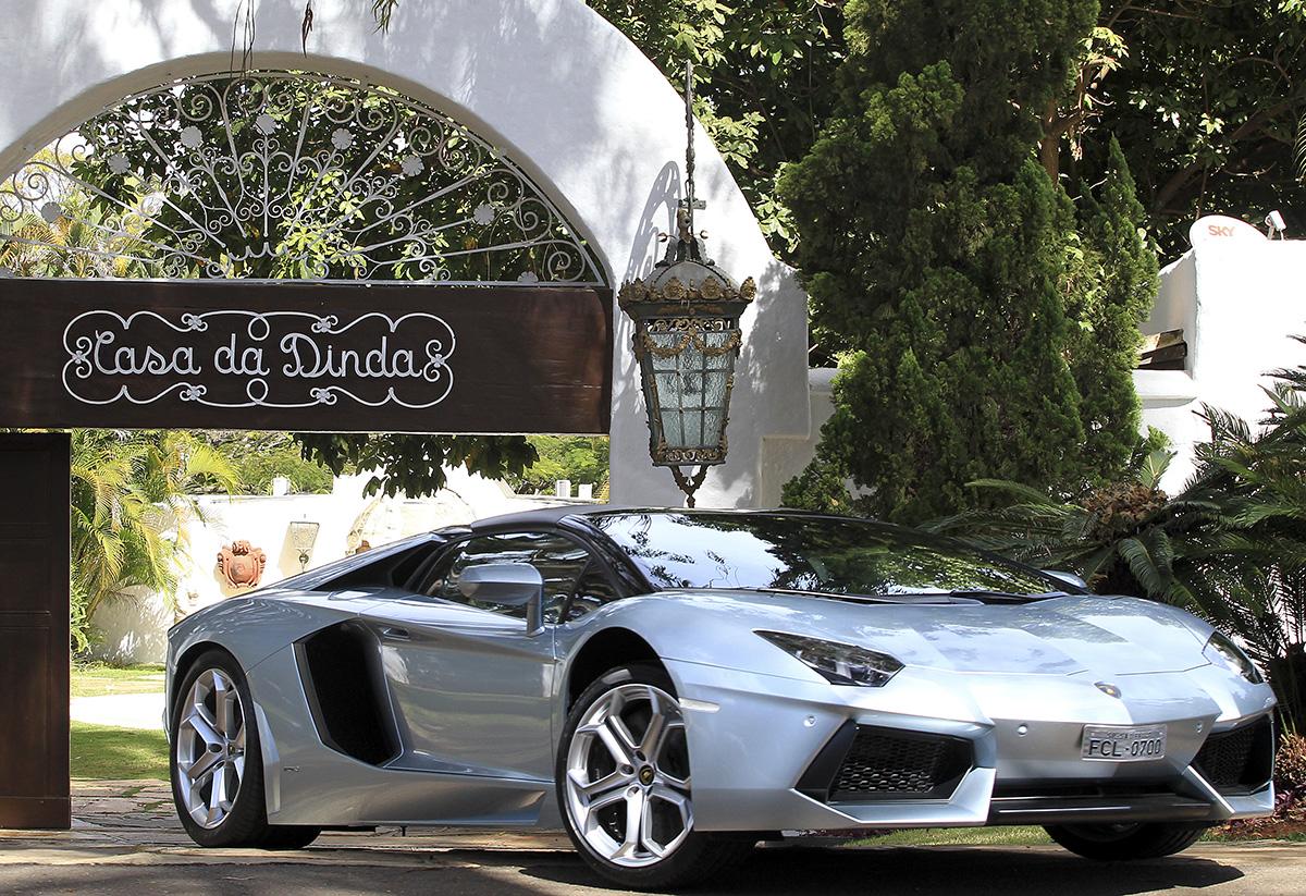 Lamborghini Aventador de Collor