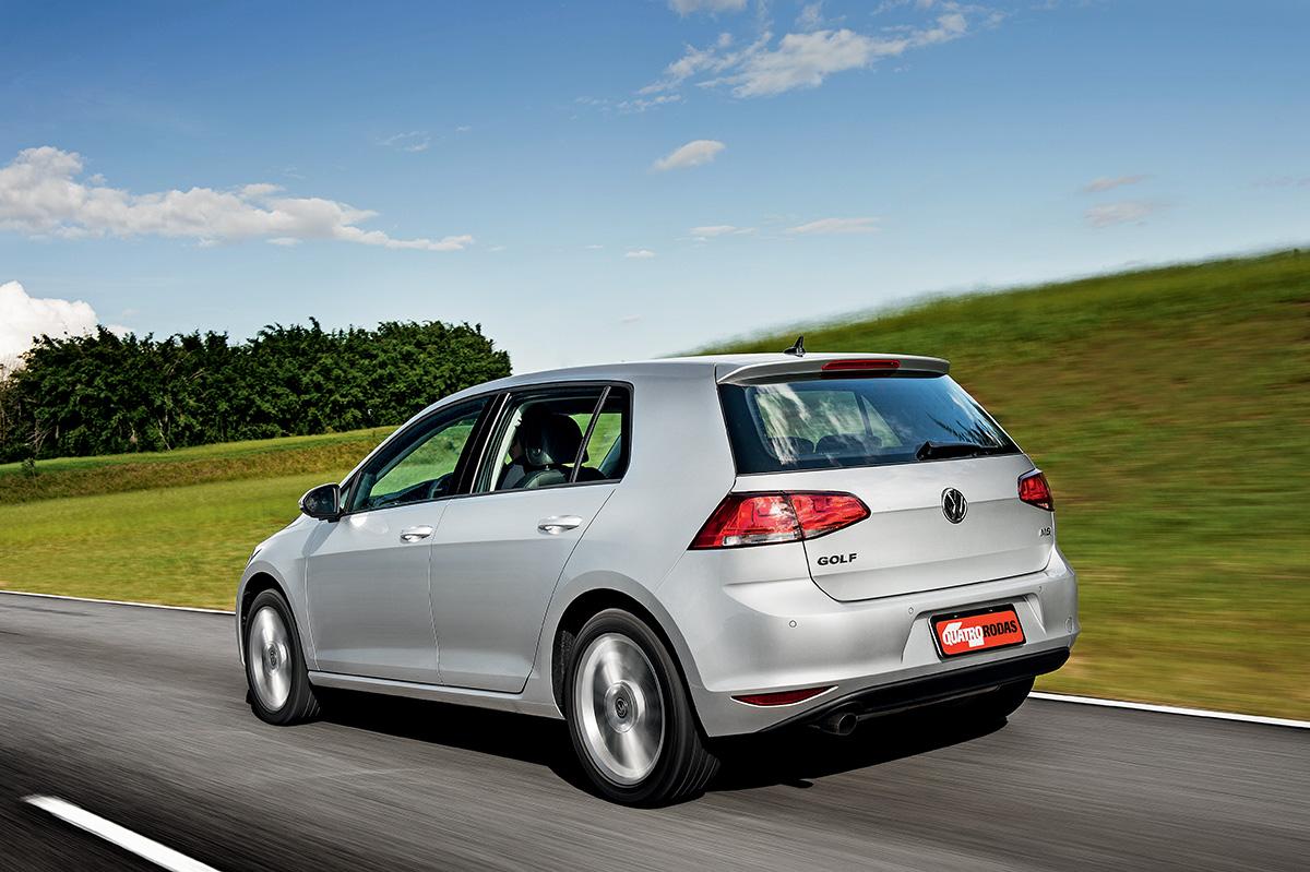 O Que A Volkswagen Pretende Com O Novo Golf 1 0 Tsi Quatro Rodas