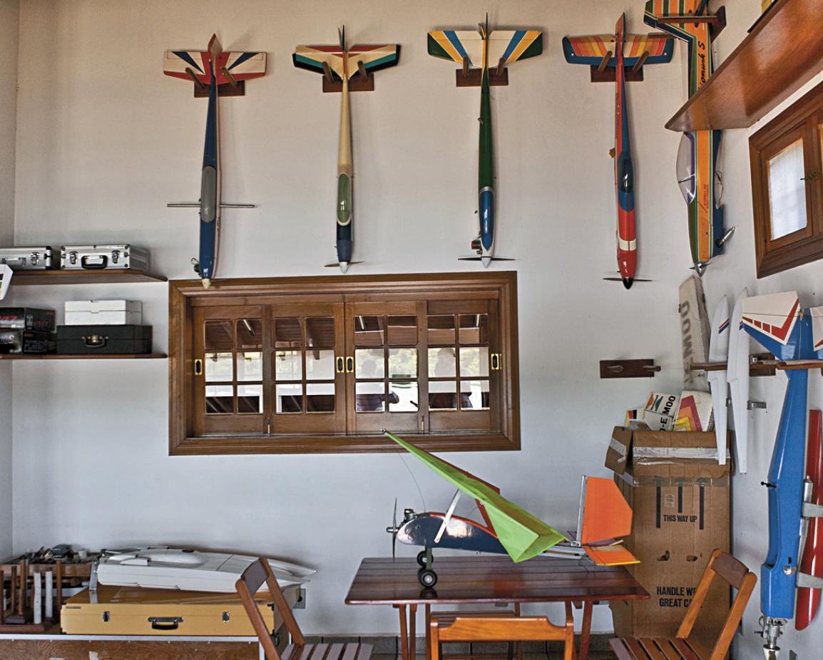 Casa dos brinquedos de Ayrton Senna