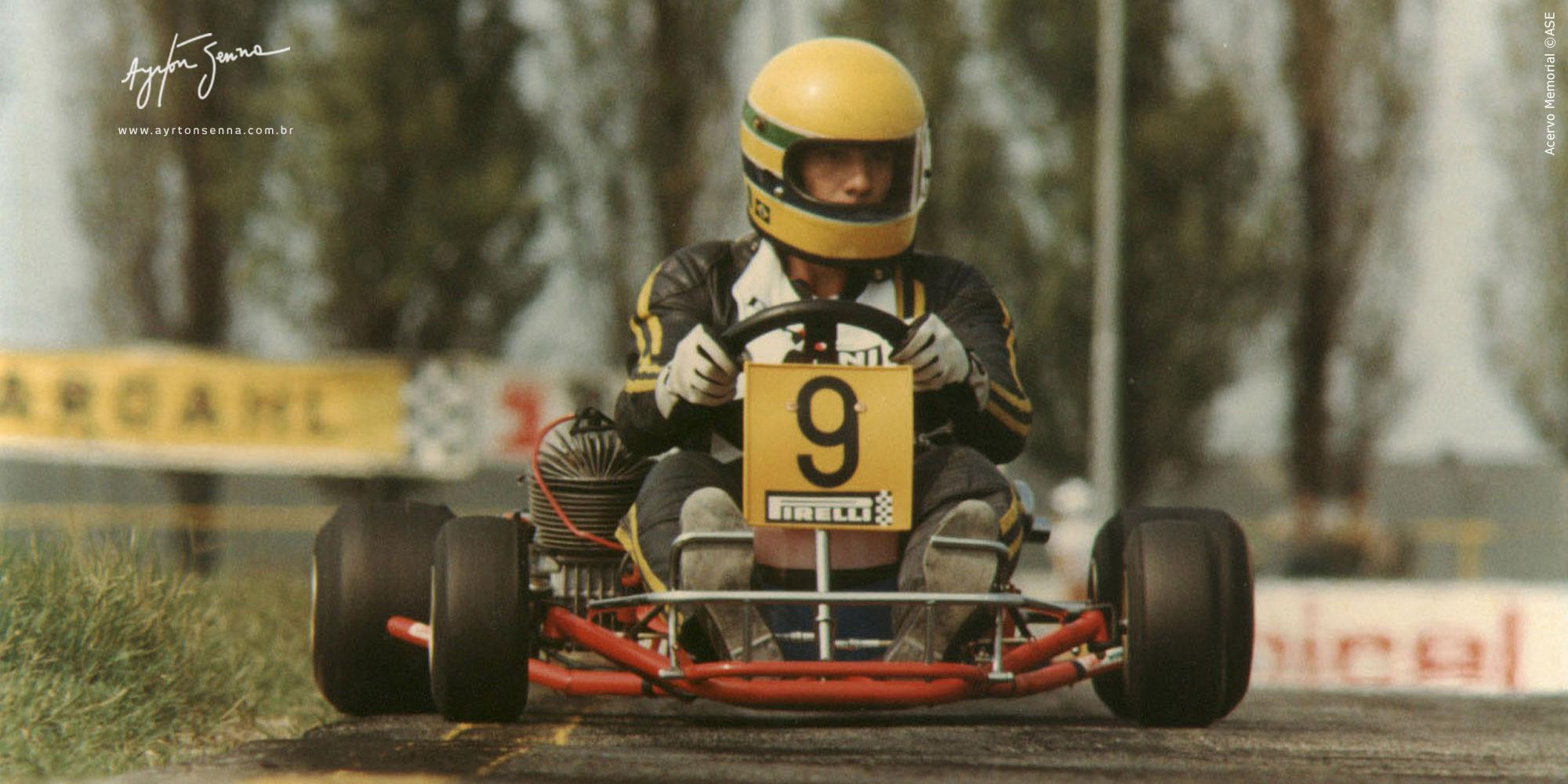 Ayrton Senna - 1979