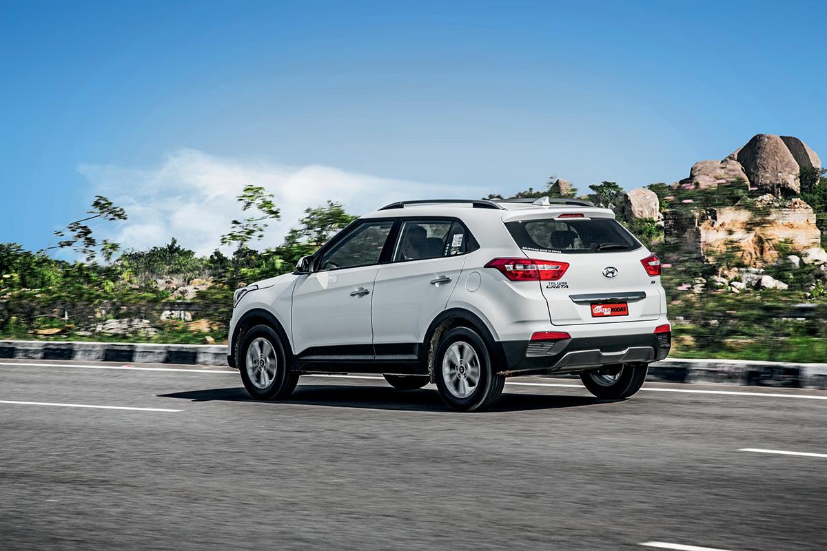 Hyundai ix25 / Creta