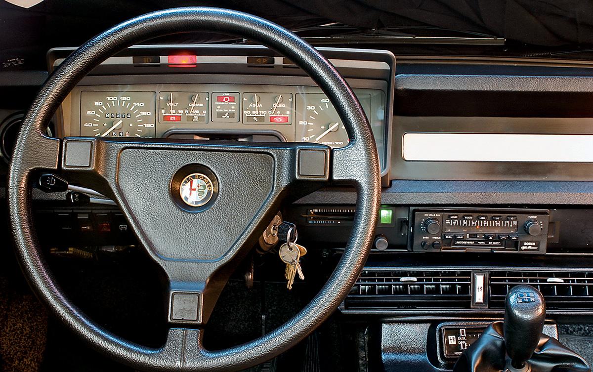 Grandes Brasileiros Alfa Romeo 2300 Ti 4 Quatro Rodas