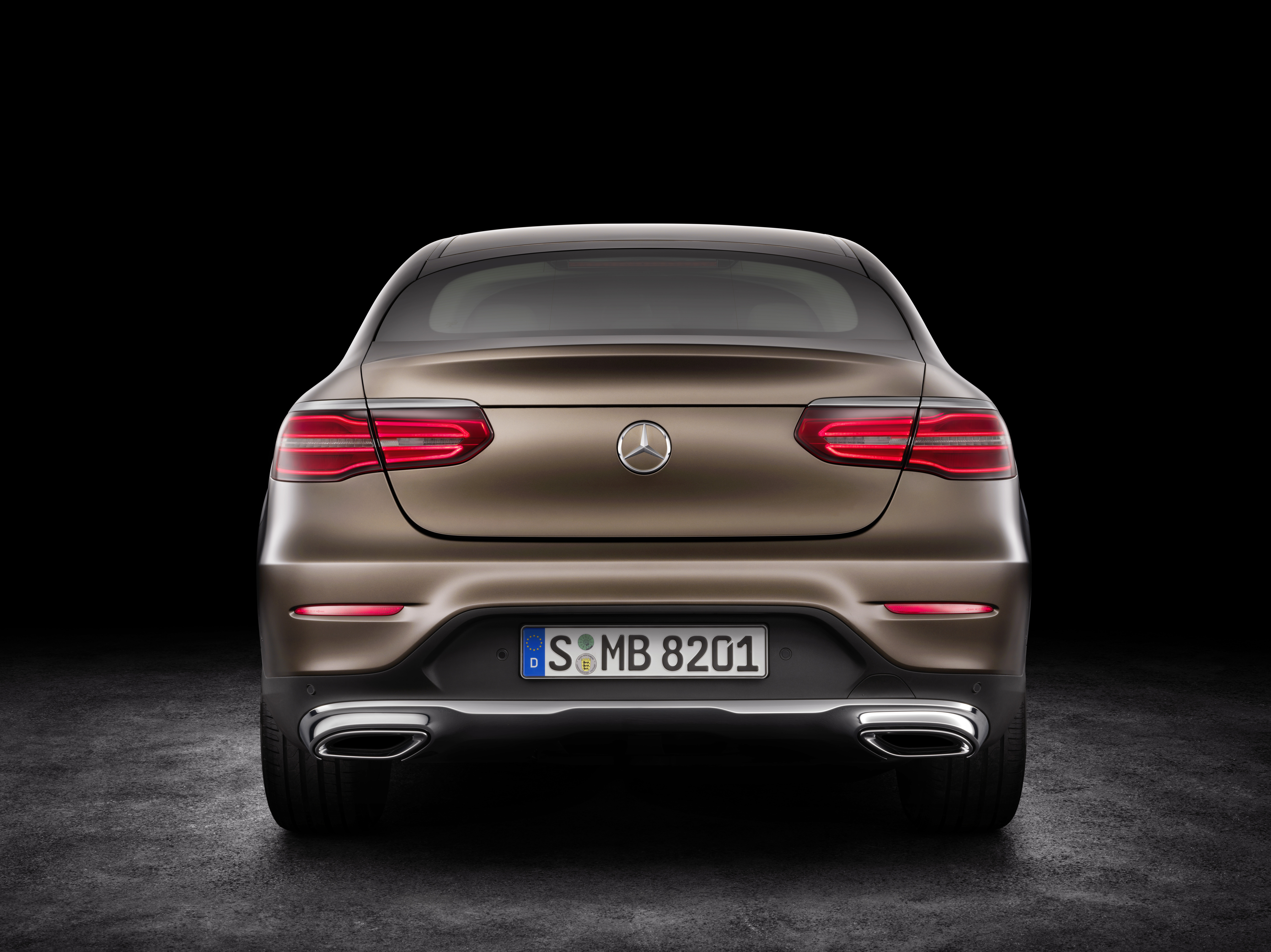 Mercedes-Benz GLC Coupé 5