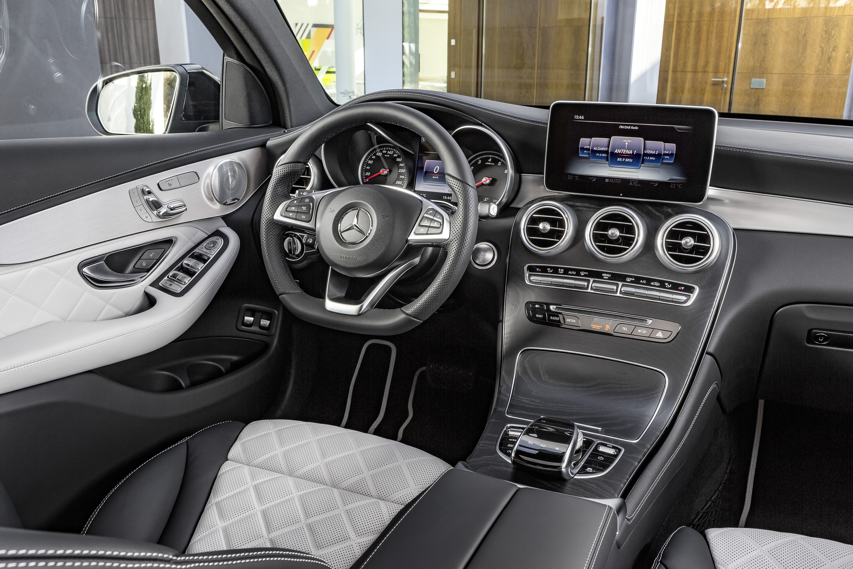 Mercedes-Benz GLC Coupé 6