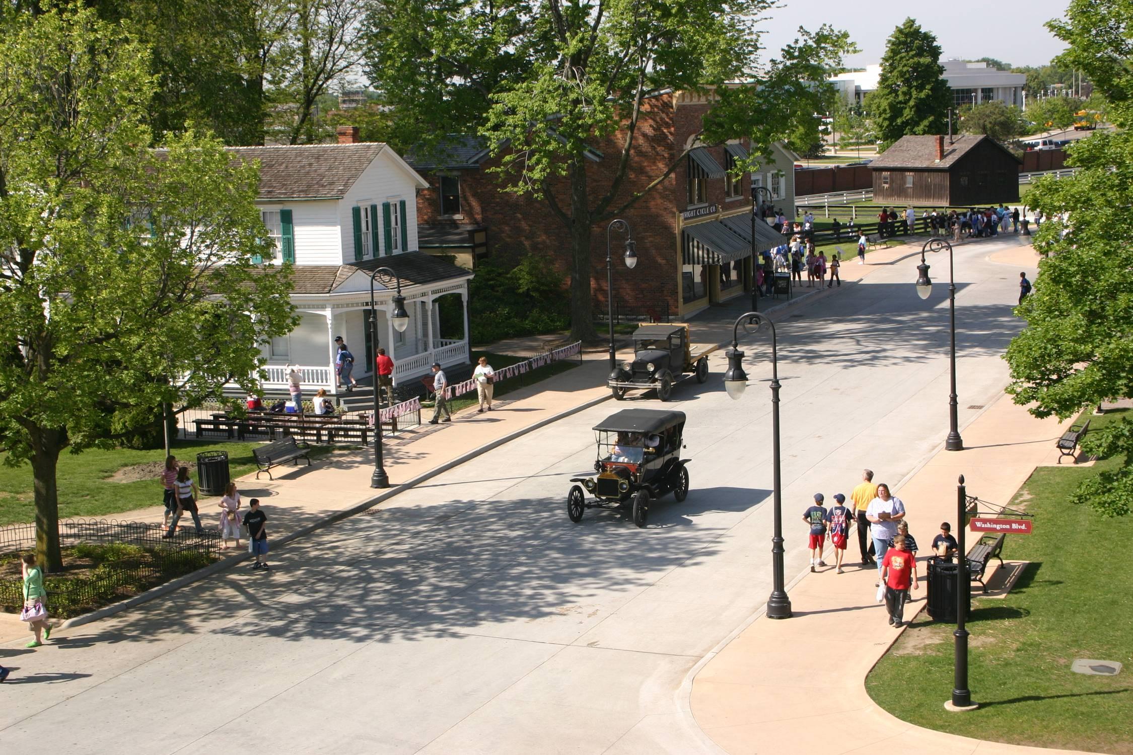 Greenfield Village 2