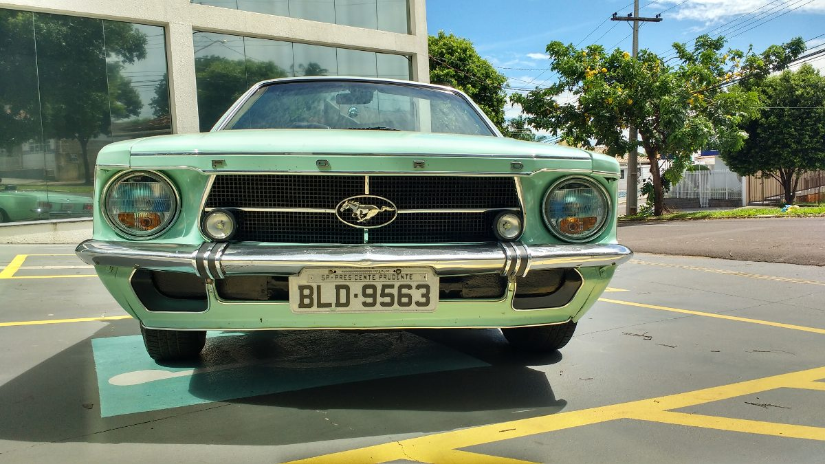 Del Rey Mustang